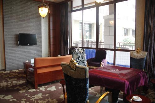 Xinjin Celebrity City Hotel Photo