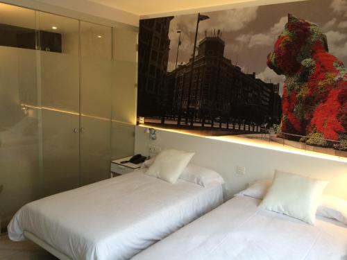 Hotel Bilbao City Rooms