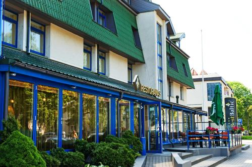 Отель «Best Baltic Hotel Palanga», Паланга