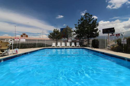 Motel 6 Albuquerque Midtown Photo