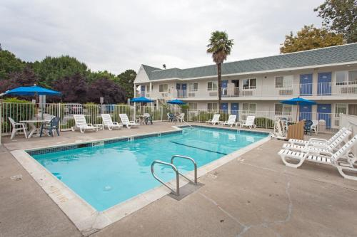 Motel 6 Sacramento Central Photo