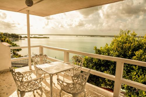 Hotel Laguna Bacalar Photo