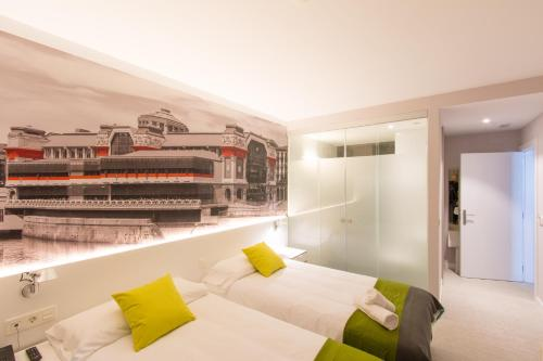 Bilbao City Rooms - фото 0