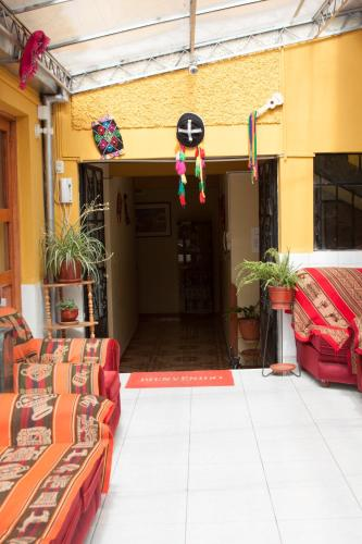 Hostal Santa Rosa Cusco Photo