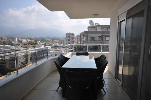 Alanya Europ Residence Penthouse how to get