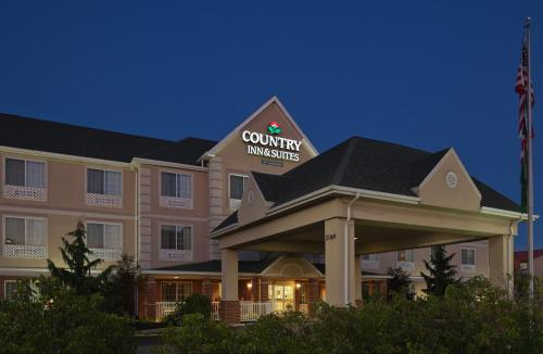 Country Inn & Suites By Carlson Mansfield Oh