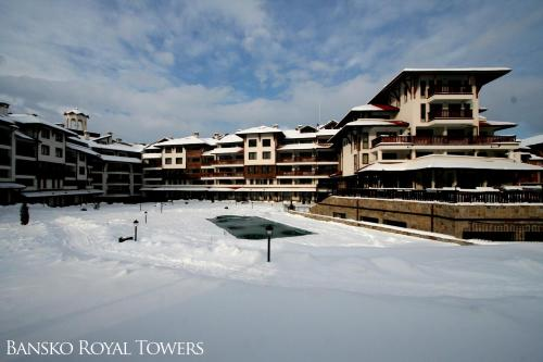 Bansko Royal Towers Hotel, Банско