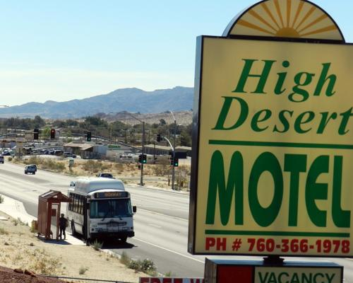 High Desert Motel Joshua Tree National Park Photo