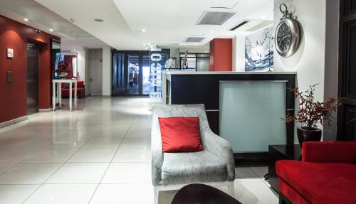 Urban Hip Hotels – The Nicol Hotel & Apartments Photo