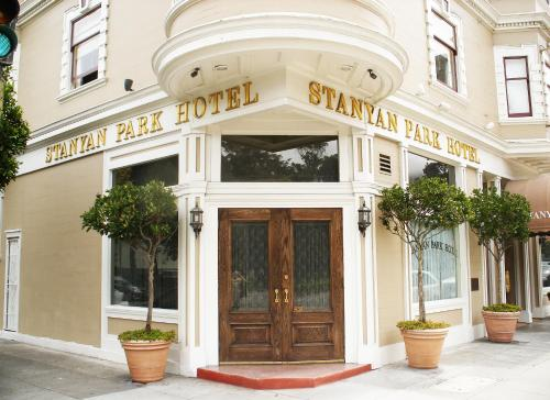Stanyan Park Hotel - san-francisco - booking - hébergement