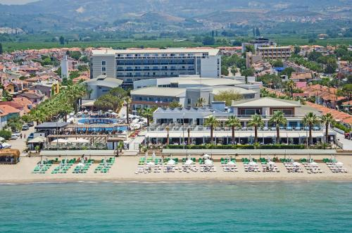 Davutlar Palm Wings Kusadasi Beach Resort&Spa telefon