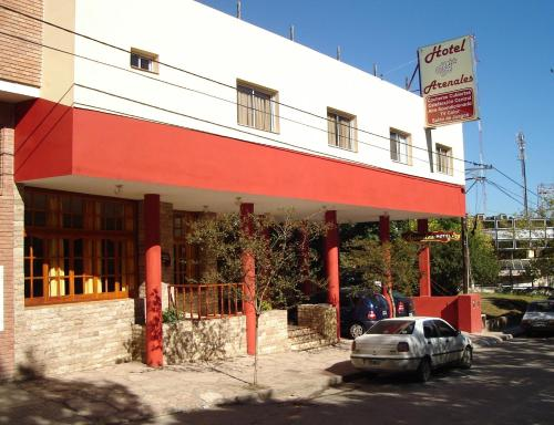 Hotel Arenales Photo