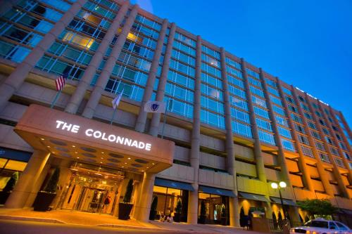 The Colonnade Hotel Photo