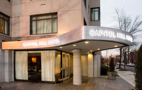 Capitol Hill Hotel Photo