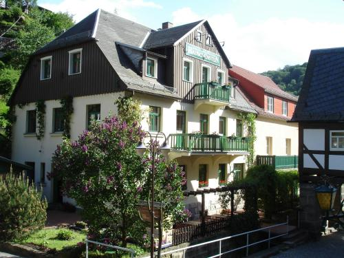 Pension Rauschenstein und Apartments Forsthaus - Apartment
