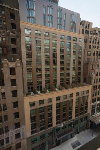 Homewood Suites Midtown Manhattan Times Square South Photo