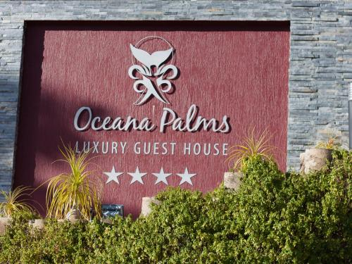 Oceana Palms Luxury Guest House Photo