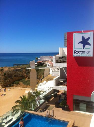 holidays algarve vacations Albufeira Rocamar Exclusive Hotel & Spa - Adults Only