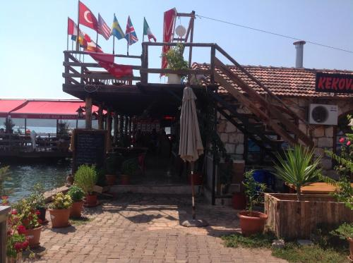 Kaleucagız Kekova Fish House Pension fiyat