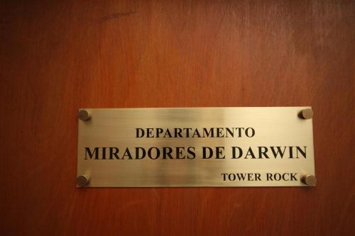 Tower Rock Puerto Deseado Standard Photo