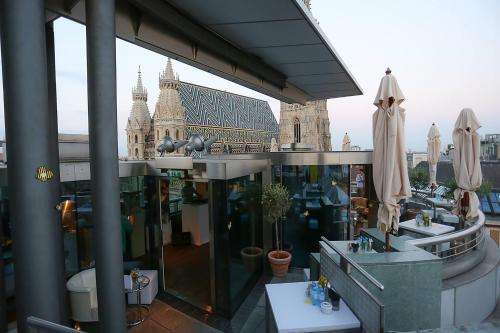 DO&CO Hotel Vienna photo 15