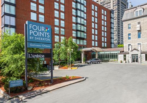 Four Points by Sheraton Gatineau-Ottawa, green hotel in Gatineau, Canada