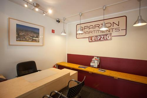Aparion Apartments Leipzig Family, Лейпциг