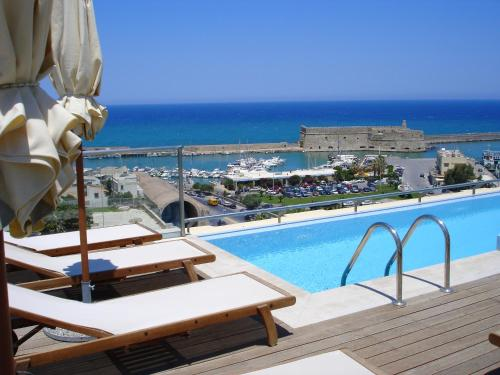 GDM Megaron Hotel in heraklion - 5 star hotel