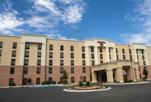 Hampton Inn Ciudad Juarez Photo