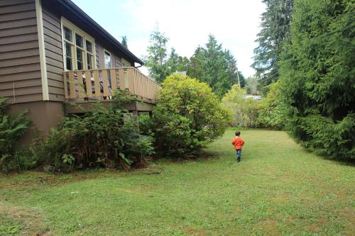 Port Renfrew Country Cottage Photo