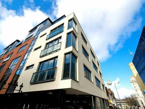 Staycity Serviced Apartments - Mount Pleasant,Liverpool