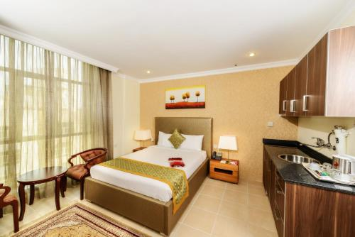 Bravo Royal Hotel Suites, Kuwait