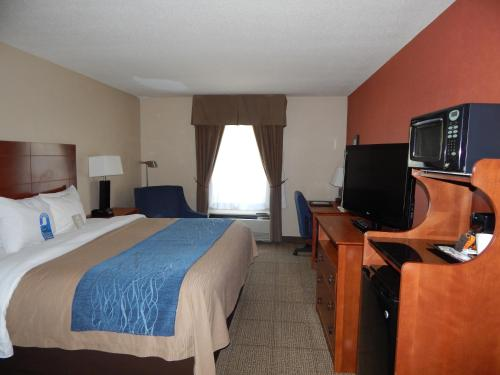 Comfort Inn Civic Center Augusta Photo