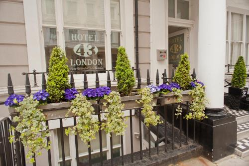 Hotel 43 london londres for 43 queensborough terrace london w2 3sy