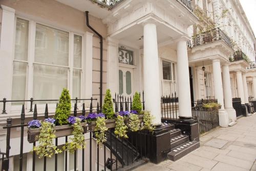 39 suites londres for 49 queensborough terrace bayswater