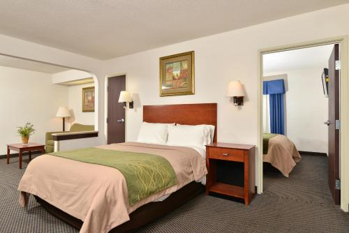 Comfort Inn & Suites Cahokia Photo