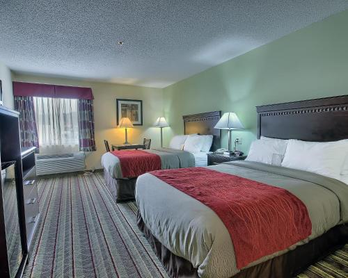 Comfort Inn Wheelersburg Photo