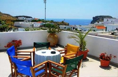 Erato Apartments - Main Street Greece