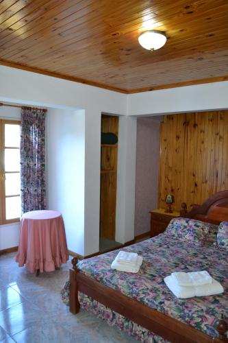 Hotel Lago del Desierto Photo