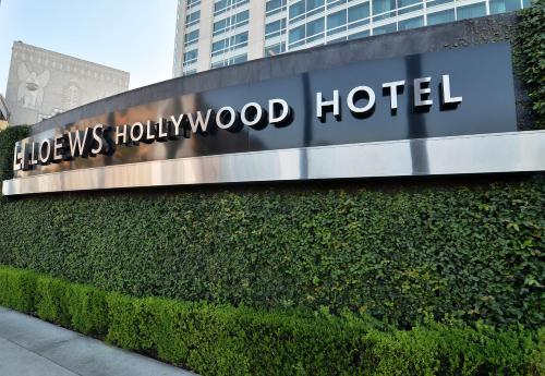 Loews Hollywood Hotel Photo