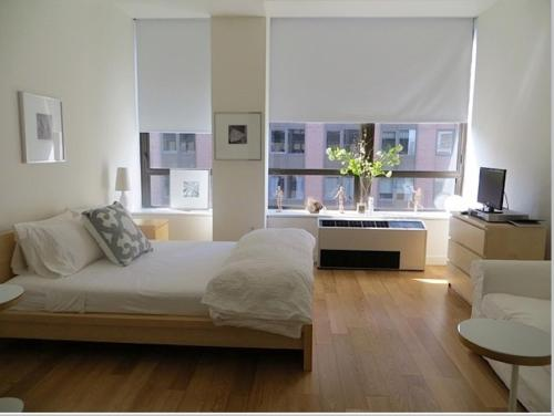 Studio Apartment - Wall Street