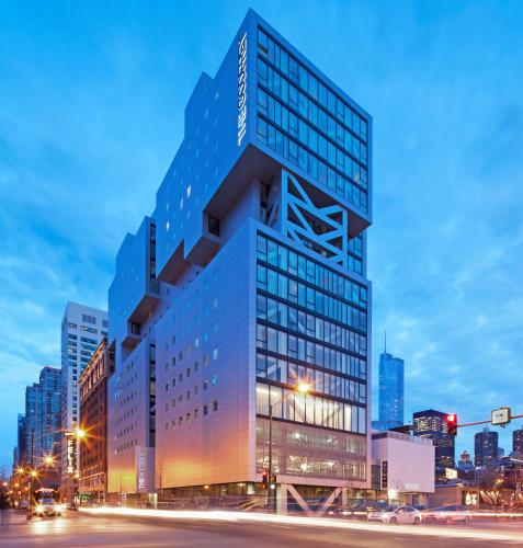 Godfrey Hotel Chicago - chicago -