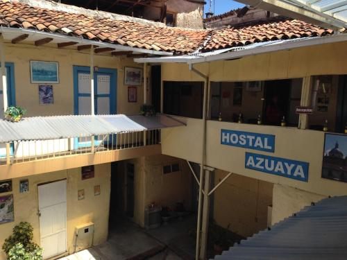 Hostal Azuaya Photo