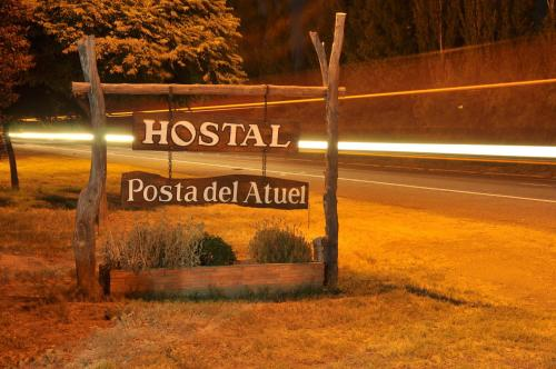 Hostal Posta del Atuel Photo