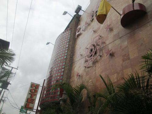 Hotel Real Azteca Photo