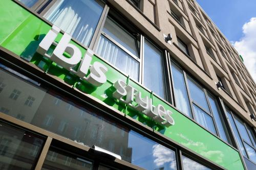 ibis Styles Hotel Berlin Mitte photo 15