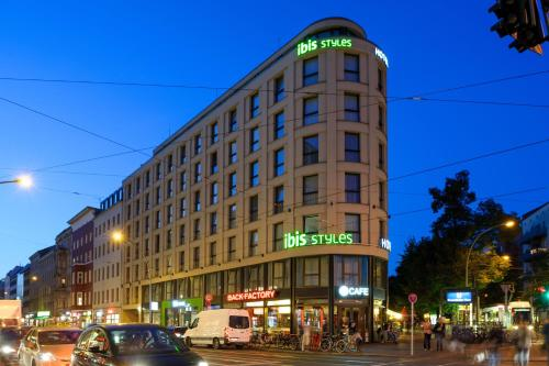 ibis Styles Hotel Berlin Mitte photo 16