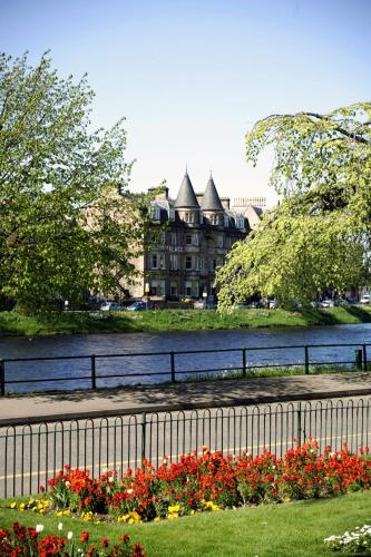 Best Western Inverness Palace Hotel & Spa, eco-hotel in Inverness, Verenigd Koninkrijk