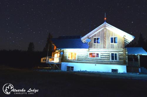 Atnarko Lodge Photo