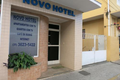 Novo Hotel Itajuba Photo